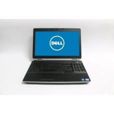 Laptop Dell Latitude E6530, Intel Core i7 Gen 3 3540M 3.0 GHz, 4 GB DDR3, 128 GB SSD NOU, DVDRW, Placa Video NVIDIA NVS 5200M, Tastatura Iluminta, Display 15.6inch 1600 by 900, Windows 10 Home, 3 Ani Garantie
