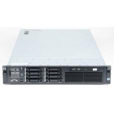 Server HP ProLiant DL380 G7, Rackabil 2U, Intel Quad Core Xeon E5620 2.4 GHz, 8 GB DDR3 ECC Reg, 8 Bay-uri de 2.5inch, DVD-ROM, Raid Controller SAS/SATA HP SmartArray P410i, iLO3 Adv, 1 Sursa