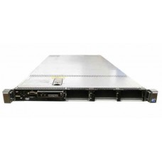 Server DELL PowerEdge R610, Rackabil 1U, 2 Procesoare Intel Quad Core Xeon E5620 2.4 GHz, 24 GB DDR3 ECC Reg , 6 bay-uri de 2.5inch, DVD-ROM, Raid Controller SAS/SATA DELL Perc 6i, iDRAC 6 Ent, 2 X Surse Redundante