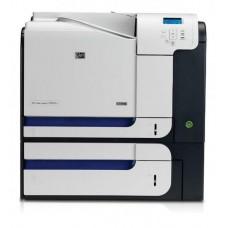 Imprimanta LaserJet color, A4, HP CP3525x, 30 pagini/minut, 75.000 pagini lunar, 1200 x 600 DPI, Duplex, 1 x USB, 1 x Network, 2 ANI GARANTIE