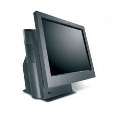 Sistem POS IBM SurePOS 4852-E66, Display 15inch Touchscreen, Intel Celeron Dual Core E1500 2.2 GHz, 2 GB DDR2, 128 GB SSD NOU