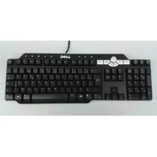 Tastatura DELL Multimedia SK-8135, USB, QWERTY