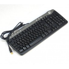Tastatura DELL Multimedia SK-8125, USB, QWERTY