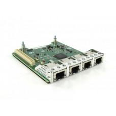 Placa Retea Dell 0R1XFC, Poweredge R710/R620, 4-Port Ethernet Daughter Card
