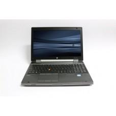 Laptop HP EliteBook 8570w, Intel Core i7 Gen 3 3520M 2.9 GHz, 4 GB DDR3, 500 GB HDD SATA, DVDRW, Placa Video NVIDIA Quadro K1000M, WI-FI, Bluetooth, Display 15.6inch 1920 by 1080, Baterie NOUA