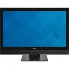 All In One Dell Optiplex 7440, Intel Core i5 Gen 6 6500 3.2 GHz, 8 GB DDR4, 128 GB SSD NOU, DVDRW, Webcam, Display 24inch Full HD