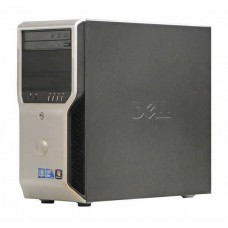 Workstation DELL Precision T1500 Tower, Intel Core i7 860 2.8 GHz, 4 GB DDR3, 128 GB SSD NOU, DVDRW