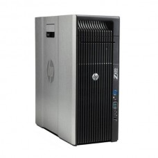 Workstation HP Z620 Tower, 2 Procesoare Intel Six Core Xeon E5-2620 2.0 Ghz, 16 GB DDR3, 128 GB SSD NOU, DVD-ROM, Placa Video NVIDIA Quadro K4000