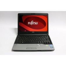 Laptop Fujitsu LifeBook S762, Intel Core i5 Gen 3 3320M 2.6 GHz, 4 GB DDR3, 128 GB SSD NOU, DVDRW, WI-FI, 3G, Bluetooth, Display 13.3inch 1280 by 720