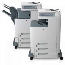 Imprimanta Multifunctionala Laser Color A4 HP CM4730mfp, 30 pagini/minut negru, 30 pagini/minut color, 175.000 pagini/luna, 600/600 DPI, USB, Network, Fax, Duplex