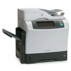 Imprimanta Multifunctionala LaserJet Monocrom HP M4345 MFP, 45 pagini/minut, 200.000 pagini/luna, 1200 x 1200 DPI, Duplex, USB, Network, Fax