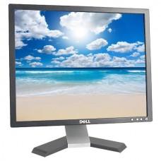 Monitor 19 inch LCD, DELL E198FP, Black & Silver