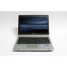 Laptop HP EliteBook 2560p, Intel Core i5 Gen 2 2450M 2.5 GHz, 4 GB DDR3, 250 GB HDD SATA, Wi-Fi, Bluetooth, Webcam, Display 12.5inch 1366 by 768