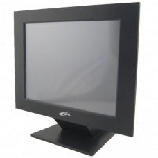 Monitor 15 inch TFT DigiPos 714A Black, 3 Ani Garantie