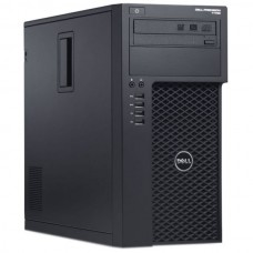 Workstation DELL Precision T1650 Tower, Intel Core i5 gen 3 3470S 2.9 GHz, 4 GB DDR3, 500 GB HDD SATA, DVDRW