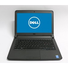 Laptop Dell Latitude 3350, Intel Core i5 Gen 5 5200U 2.2 GHz, 4 GB DDR3, 320 GB HDD SATA, WI-FI, Bluetooth, WebCam, Display 13.3inch 1366 by 768, Windows 10 Home, 3 Ani Garantie