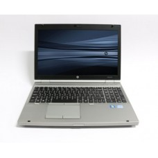 Laptop HP EliteBook 8570p, Intel Core i7 Gen 3 3520M, 2.9 GHz, 4 GB DDR3, 500 GB HDD SATA, DVDRW, WI-FI, Bluetooth, Display 15.6inch 1600 by 900, Baterie Defecta, Windows 10 Professional