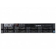 Server DELL PowerEdge R720, Rackabil 2U, 2 Procesoare Intel Six Core Xeon E5-2620 2.0 GHz, 128 GB DDR3 ECC Reg, 8 Bay-uri de 3.5inch, Raid Controller SAS/SATA DELL Perc H710mini, iDRAC 7 Ent, 2 x Surse Redundante