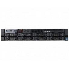 Server DELL PowerEdge R720, Rackabil 2U, 2 Procesoare Intel Six Core Xeon E5-2620 2.0 GHz, 128 GB DDR3 ECC Reg, 8 x 256 GB SSD NOU, Raid Controller SAS/SATA DELL Perc H710mini, iDRAC 7 Ent, 2 x Surse Redundante, 4 Ani Garantie