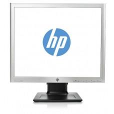 Monitor 19 inch LED, HP Compaq LA1956x, Silver & Black