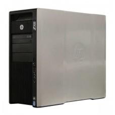 Workstation HP Z820 Tower, 2 Procesoare Intel Octa Core Xeon E5-2670 2.6 Ghz, 64 GB DDR3, 300 GB HDD SAS, DVDRW, Placa Video NVIDIA Quadro K5000