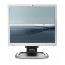 Monitor 19 inch LCD, HP Compaq LA1951g, Silver & Black