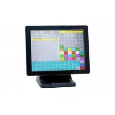 Sistem POS CHD 8700, Display 15inch Touchscreen, Intel Celeron Quad Core J1900 1.99 GHz, 4 GB DDR3, 256 GB SSD NOU
