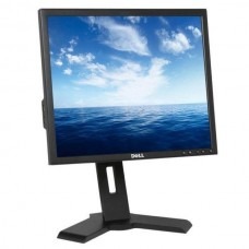 Monitor 19 inch LCD, DELL P190S, Silver & Black, Grad B