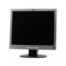 Monitor 19 inch LCD HP L1955, Silver & Black