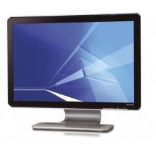 Monitor 19 inch LCD Wide HP Pavilion w1907v, Black & Silver, Grad B