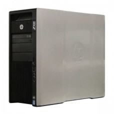 Workstation HP Z820 Tower, 2 Procesoare Intel Octa Core Xeon E5-2660 2.2 GHz, 128 GB DDR3 ECC Reg, 480 GB SSD NOU, DVDRW, Placa Video NVIDIA Quadro K5000, Windows 10 Pro, 3 Ani Garantie