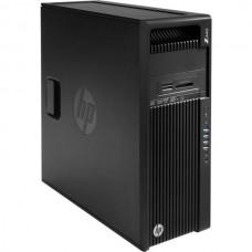 Workstation HP Z440 Tower, Intel Quad Core Xeon E5-1620 v3 3.5 GHz, 16 GB DDR4 ECC, 256 GB SSD NOU, DVDRW, Placa Video NVIDIA Quadro K2200, Windows 10 Pro, 3 Ani Garantie