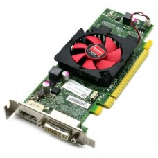 Placa video, Low profile ATI HD6450, 512 MB DDR3, 1 X Display Port, 1 X DVI, Pci-e 16x