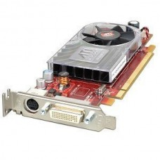 Placa Video Low Profile ATI HD 3450, 256 MB DDR2, 1 x S-Video, 1 x DVI, Pci-e 16x