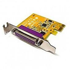 Adaptor Low Profile Paralel port, Dell PAR6408A, 1 x DB-25, PCI-e x1