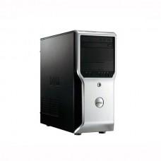 Workstation DELL Precision T1600 Tower, Intel Core i3 Gen 2 2120 3.3 GHz, 4 GB DDR3, 250 GB HDD SATA, DVDRW, Windows 10 Home, 3 Ani Garantie