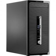 Calculator HP ProDesk 400 G2 Tower, Intel Core i5 Gen 4 4590S 3.0 GHz, 4 GB DDR3, 250 GB HDD SATA, DVDRW