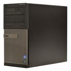 Calculator Dell Optiplex 3010 Tower, Intel Core i5 Gen 3 3470S 2.9 GHz, 4 GB DDR3, 250 GB HDD SATA, DVDRW, Windows 10 Pro, 3 Ani Garantie