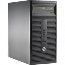 Calculator HP 280 G1 Tower, Intel Core i5 Gen 4 4590 3.3 GHz, 4 GB DDR3, 250 GB HDD SATA, DVDRW