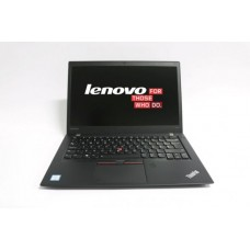 Laptop Lenovo Ultrabook ThinkPad T470s, Intel Core i5 Gen 7 7300U 2.6 GHz, 20 GB DDR4, 256 GB SSD M.2, Wi-Fi, Bluetooth, WebCam, Tastatura iluminata, Display 14inch 1920 by 1080 Touchscreen, Windows 10 Pro, 3 Ani Garantie