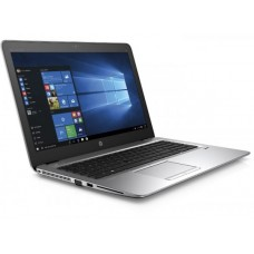 Laptop HP EliteBook 850 G3, Intel Core i7 Gen 6 6600U 2.6 GHz, 8 GB DDR4, 256 GB SSD M.2, WI-FI, Bluetooth, Webcam, Tastatura Iluminata, Display 15.6inch 1920 by 1080, Windows 10 Home, 3 Ani Garantie