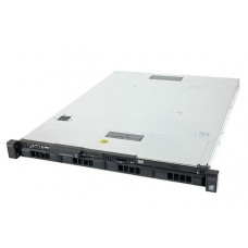 Server DELL PowerEdge R410, 2 Procesoare Intel Six Core Xeon E5645 2.4 GHz, 8 GB DDR3 ECC Reg, 4 Bay-uri de 3.5inch, Rackabil 1U, Raid Controller SAS/SATA DELL 6iR, iDRAC 6 Ent, 1 Sursa, 2 ANI GARANTIE