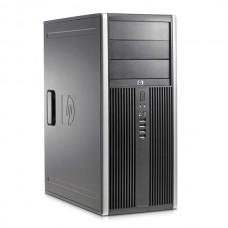 Calculator HP 6200 Tower, Intel Core i3 Gen 2 2100 3.1 GHz, 4 GB DDR3, 250 GB HDD SATA, DVDRW, Windows 10 Home, 3 Ani Garantie