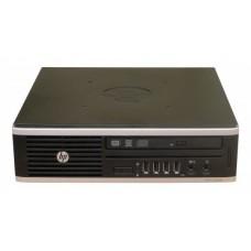 Calculator HP Elite 8200 Desktop USDT, Intel Core i5 Gen 2 2500S, 2.7 GHz, 4 GB DDR3, 250 GB HDD SATA, DVDRW