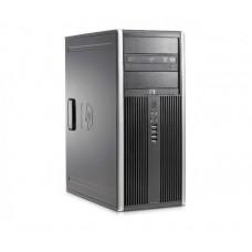 Calculator HP Elite 8200 Tower, Intel Core i3 Gen 2 2100 3.1 GHz, 4 GB DDR3, 500 GB HDD SATA, DVDRW