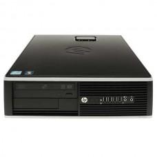 Calculator HP Elite 8200 Desktop, Intel Core i5 Gen 2 2400 3.1 GHz, 4 GB DDR3, 250 GB HDD SATA, DVDRW, Windows 10 Pro, 3 Ani Garantie