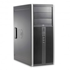 Calculator HP Elite 8200 Tower, Intel Core i3 Gen 2 2100 3.1 GHz, 4 GB DDR3, 250 GB HDD SATA, DVDRW, Windows 10 Home, 3 Ani Garantie