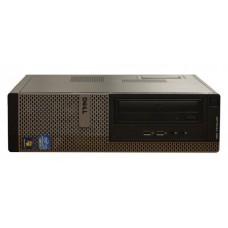 Calculator Dell Optiplex 390 Desktop, Intel Core i3 Gen 2 2100 3.1 GHz, 4 GB DDR3, 250 GB HDD SATA, DVDRW, Windows 10 Home, 3 Ani Garantie
