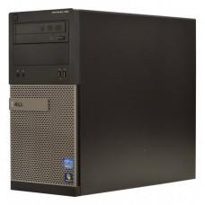 Calculator Dell Optiplex 390 Tower, Intel Core i3 Gen 2 2100 3.1 GHz, 4 GB DDR3, 500 GB HDD SATA, DVDRW, Windows 10 Home, 3 Ani Garantie