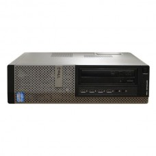 Calculator Dell Optiplex 990 Desktop, Intel Core i3 Gen 2 2100 3.1 GHz, 4 GB DDR3, 250 GB HDD SATA, DVD-ROM